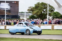 Riversimple Rasa at Goodwood