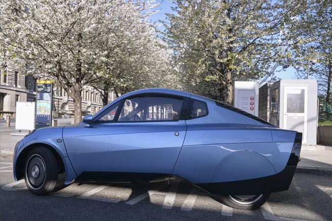 The technology behind the riversimple hydrogen fuel cell car